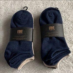NWT Frye Everyday No Show Socks 10 Pairs